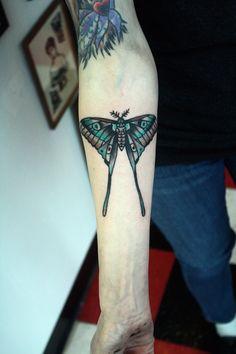 Ryan Jacob Smith Anatomy Tattoo Portland, Oregon Luna Moth Thanks Lilly for… Dope Tattoos, Small Tattoos, Tattoos For Guys, Tattoos For Women, Tatoos, Awesome Tattoos, Design My Tattoo, Tatoo Designs, Female Tattoos