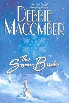The snow bride by Debbie Macomber. I read this book over and over. Something about it..I think this book is what made me wan to go to Alaska!