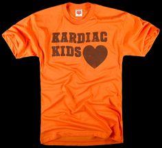 HOMAGE Kardiac Kids 1980s Cleveland Browns Football Brian Sipe T-Shirt - $28.00