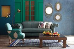 Small Space Living Room Furniture Design Ideas, Pictures, Remodel and Decor