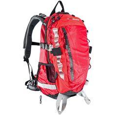 My trekking and hiking rucksack Ultrasport Wanderrucksack, 35 liters. Il mio zaino da trekking, recensito in ogni aspetto, Ultrasport Wanderrucksack da 35 litri.