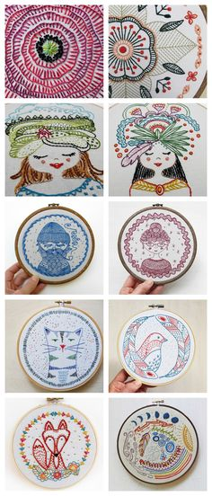 cozyblue embroidery patterns
