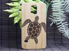 Sea Turtle Samsung Galaxy S5 Case. Tribal Tattoo by iMakeTheCase