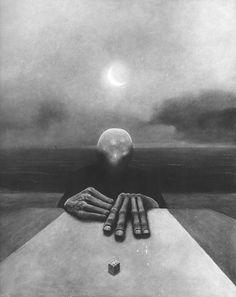 L'Art apocalyptique et dystopique de Zdzisław Beksinski (23)