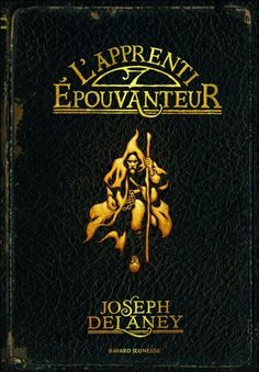 L'Épouvanteur, éd. Bayard jeunesse.