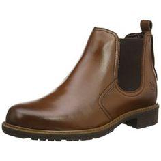 marc o'polo, chelsea boots cognac(38)