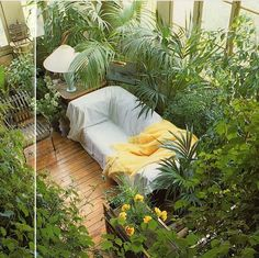 Bohemian room with vines