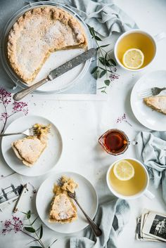 In England, Beata Lubas finds love and inspiration through food photography, and shares with us her story and a side of apple pie.