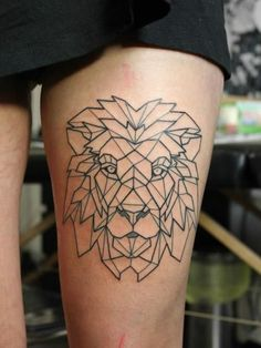 Lion Tattoo Designs Tumblr