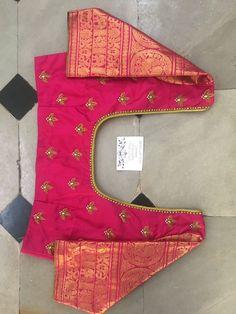 Best 12 Sudhasri hemaswardrobe – Page 391250286378178550 – SkillOfKing. Wedding Saree Blouse Designs, Best Blouse Designs, Pattu Saree Blouse Designs, Simple Blouse Designs, Stylish Blouse Design, Blouse Neck Designs, Maggam Work Designs, Designer Blouse Patterns, Hand Embroidery