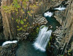 The Jaw dropping Waterfall Of Litlanesfoss