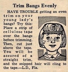 Bangs for Women