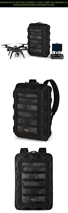 DroneGuard CS 400 From Lowepro – Safely Carry and Organize All Your Quadcopter Drone Equipment In This Protective Case #technology #camera #products #racing #fpv #backpack #kit #parts #for #solo #shopping #gadgets #plans #tech #3dr #drone