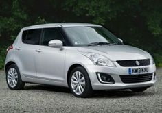 Japanese Automaker Suzuki Introduced In The Summer Of This Year An Updated Version Hatchback Swift Third Generation Mid Autumn Car