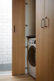 Laundry Closet Doors - Design photos, ideas and inspiration. Amazing gallery of interior design and decorating ideas of Laundry Closet Doors in closets, laundry/mudrooms by elite interior designers.