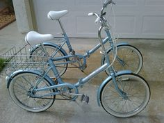 Hercules Cycles Folding Bike
