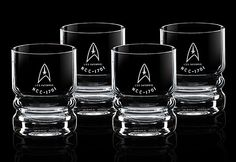 FOR ENTERPRISING GIFTERS If you could sit down for a drink with any member of the original Star Trek crew, who would it be? Spock's smart, but logic and fun con