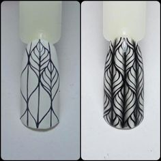 We gathered some of the finest nail art designs. Make sure to check them out. Flame Nail Art, Nail Art Pen, Nail Art Brushes, Natural Nail Designs, Gel Designs, Best Nail Art Designs, Manicure, Thin Nails, Floral Nail Art