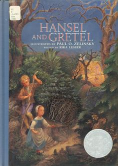 Hansel and Gretel, 1985 Honor | Association for Library Service to Children (ALSC)