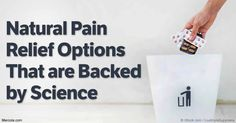 Acupuncture, massage, and relaxation techniques are non-drug alternative treatment options that have been scientifically proven to offer lasting pain relief. http://articles.mercola.com/sites/articles/archive/2016/10/27/natural-pain-relief.aspx