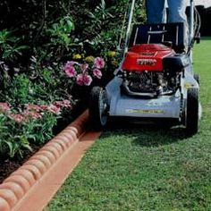 Buy Mow Over Victorian Lawn Edging 23m at Guaranteed Cheapest Prices with Rapid Delivery available now at Greenfingers.com, the UK's #1 Online Garden Centre.