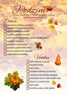 Autumn Activities For Kids, Outdoor Activities, Crafts For Kids, School Clubs, Montessori, Fall Decor, Creative, September, Child