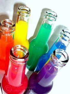 Rainbow of colors! ❤️