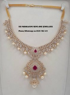 Find the best Diamond sets at most competitive prices. Presenting a very Elegant Design of Diamond necklace with Detachable locket. Visit for best. Contact no 8125 782 411 20 October 2019 Diamond Necklace Set, Diamond Pendant, Gold Necklace, Gold Pendant, Diamond Choker, Diamond Bangle, Stone Necklace, Gold Jewellery Design, Gold Jewelry