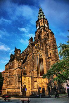 Katedra św. Stanisława i Wacława / Świdnica  fot. Adam Smok