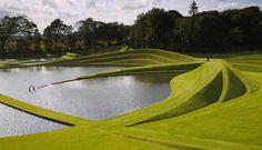 (something like what the Julia garden would look like) Postmodern Landscapes – Fubiz™