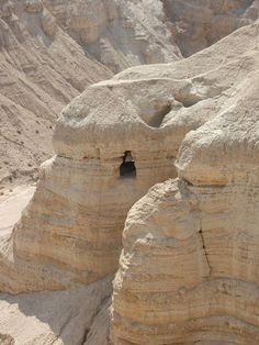 Qumran Cave 4- Great Rift Valley