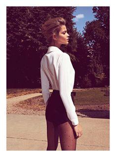 The most perfect profile. Ana Beatriz Barros