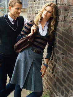 Mode der Siebziger: Endless Love - Magazine - Archiv - burda style