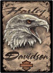 Harley Davidson Eagle Sign