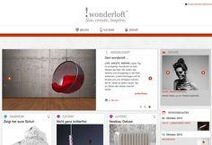wonderloft. Der Blog, Guide & Shop für #Fashion #Lifestyle und #Design www.wonderloft.de Shops, Blog, Design, Projects, Tents, Retail, Blogging, Retail Stores