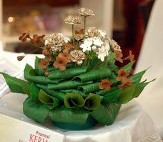 Modern sirih junjung for Malay wedding by radziahradzi, via Flickr