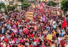 A Frente Povo Sem Medo, organização popular protagonista na luta para desmascarar o golpe de Estado que afastou Dilma Rousseff da Presidência da República e promoveu a ascensão da direita no país, irá promover uma série de manifestações pelo Fora Temer no próximo domingo (31).