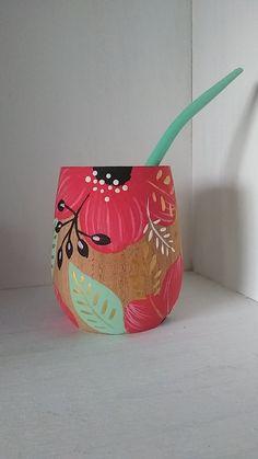 Painted Clay Pots, Plate Design, Bottle Art, Ceramic Plates, Creations, Ceramics, Diy, Painting, Cactus Plants