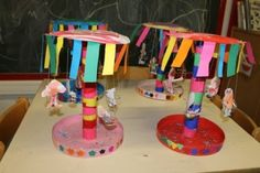 Preschool Games, Preschool Crafts, Activities For Kids, Diy For Kids, Crafts For Kids, Arts And Crafts, Carnival Crafts, Sculpture Techniques, 4th Grade Art