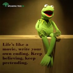 14 Best Kermit The Frog Quotes Images Kermit The Frog Quotes