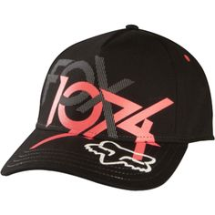 Fox Foster Baseball Hat - Fox Racing