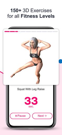Demic: Weight Loss Workouts on the App Store Ab Workout At Home, At Home Workouts, Combattre La Cellulite, Lose Lower Belly Fat, Lose Fat, Fitness Workout For Women, Weight Loss Blogs, Easy Workouts, Workout Programs