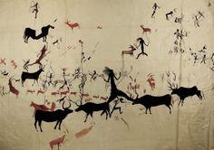 Los dibujantes en la gruta | Babelia | EL PAÍS. Museo de Ciencias Naturales de Madrid