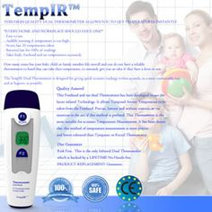 TempIR Dual Thermomter customer review: The best 2 in 1 thermometer