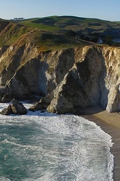 Point Reyes National Seashore, CA.  Up the coast from San Francisco.