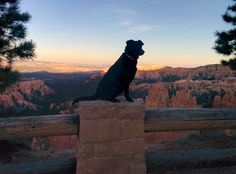Sunset Point at Sunset. Bryce Canyon NP