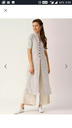 Western Dresses, Indian Dresses, Indian Outfits, Indian Look, Indian Wear, Kurti Patterns, Dress Patterns, Shirtdress Outfit, Plazzo Suits