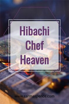 A short story based on the writing prompt: What's Cooking? As your character watches the hibachi chef prepare their meal, something seems … off. What is it? Tv Reviews, Short Stories, Prompts, Science Fiction, Travel Tips, Writer, Horror, Heaven, Meal