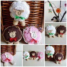 Inspiration Kissen Häkeln - crochet Pillow