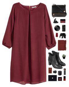 """""""Tatyana"""" by tamy55 ❤ liked on Polyvore featuring H&M, Givenchy, Topshop, Wedgwood, Surya, Kate Spade, Bobbi Brown Cosmetics, The Elephant Family, Frédéric Malle and NARS Cosmetics"""